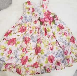 Laura Ashley London Spring 3T dress